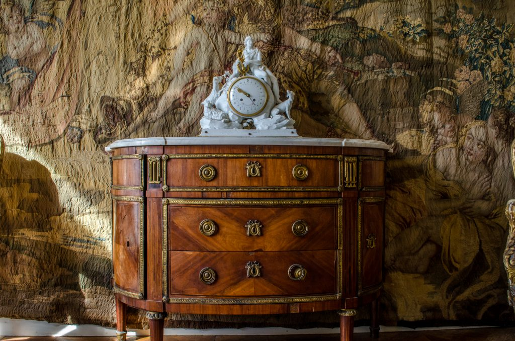 Intérieur Villa Ephrussi de Rothschild