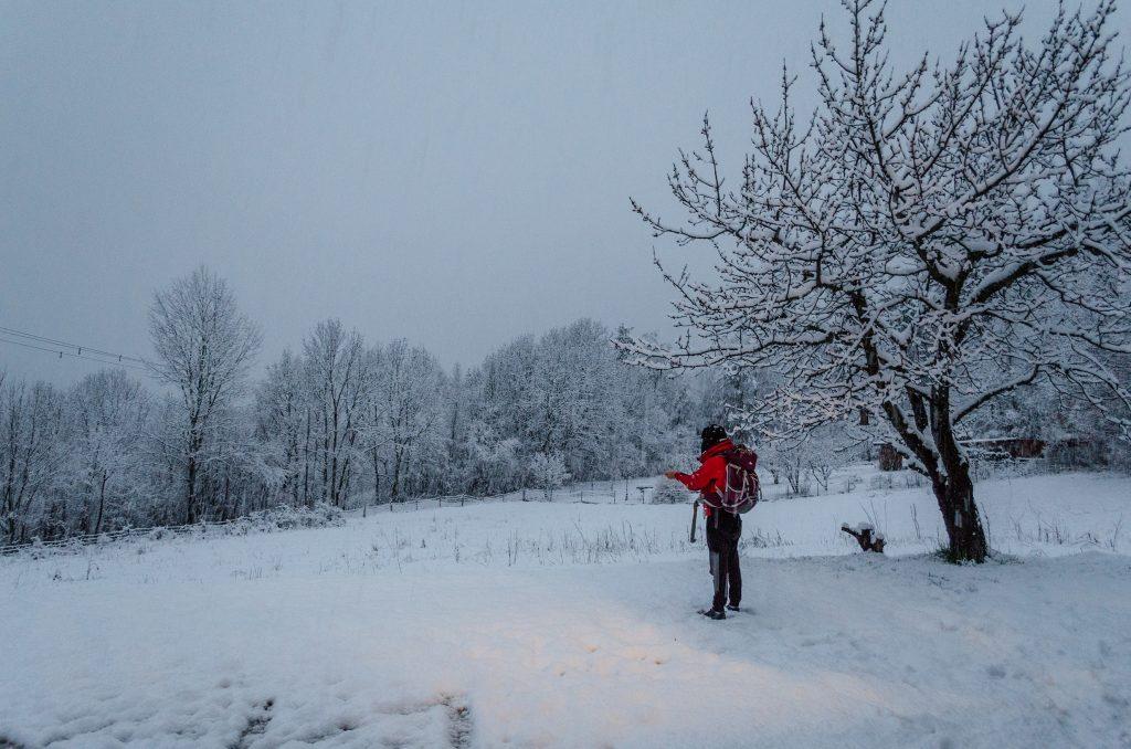 week end neige