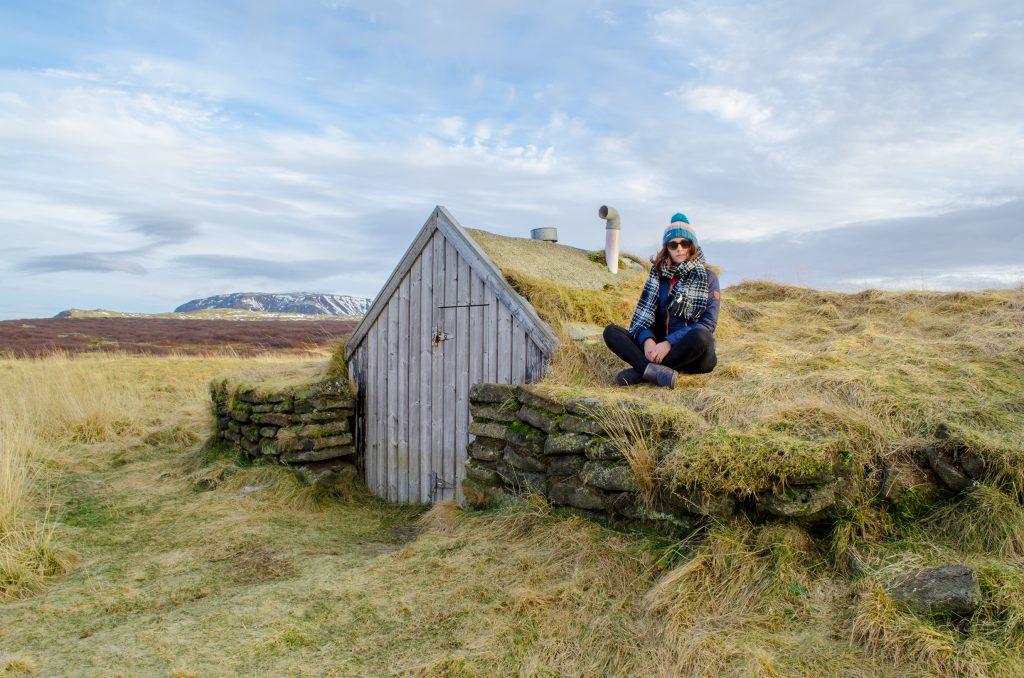 Petite maison en Islande