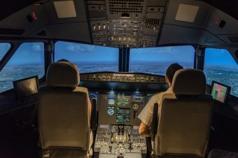 On a pris les commandes d'un Airbus A320