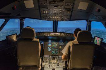 On a pris les commandes d'un Airbus A320
