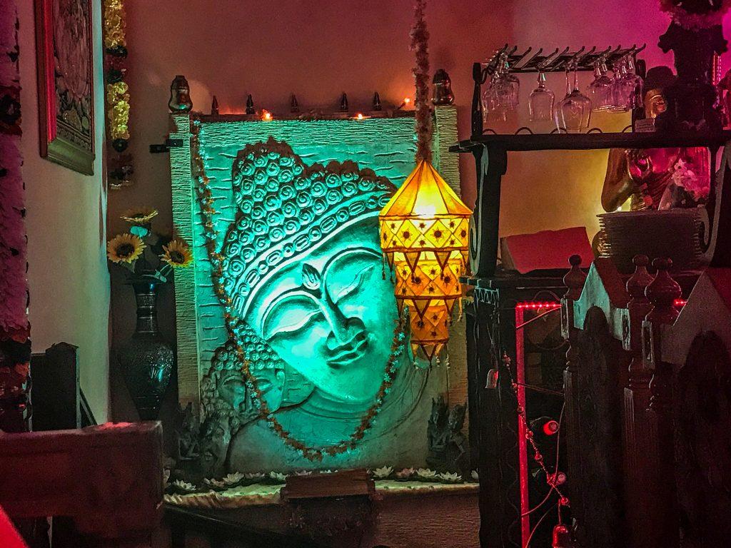 Indian Lounge restaurant Indien
