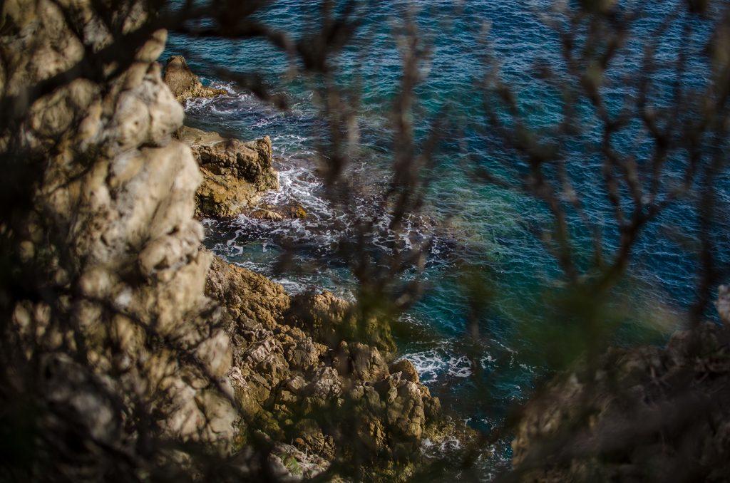 eau du Cap d'Antibes