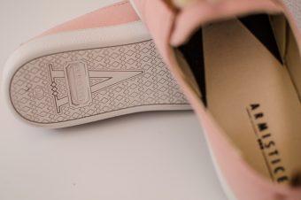 Armistice, une chaussure cool et Française