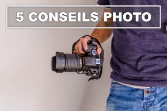5 conseils pour améliorer tes photos | Tuto photo