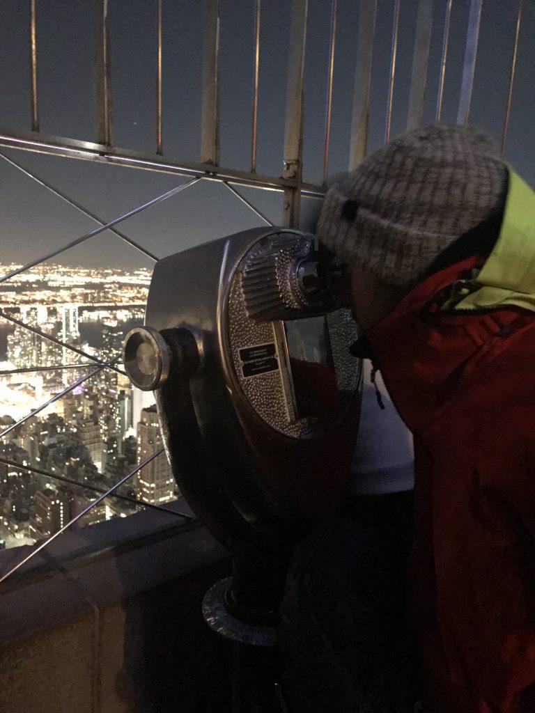 86e étage Empire State Building