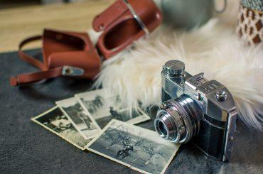 Bencini Comet, Le premier appareil photo argentique de ma grand-mère