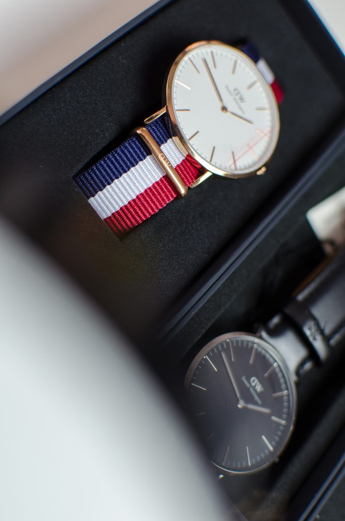 Daniel Wellington bracelet France, Code promo