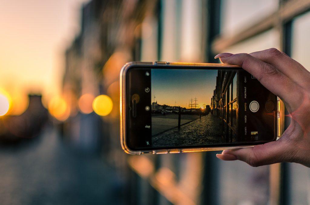 Débuter en photographie avec son smartphone