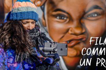 3 accessoires indispensables pour filmer comme un pro au smartphone