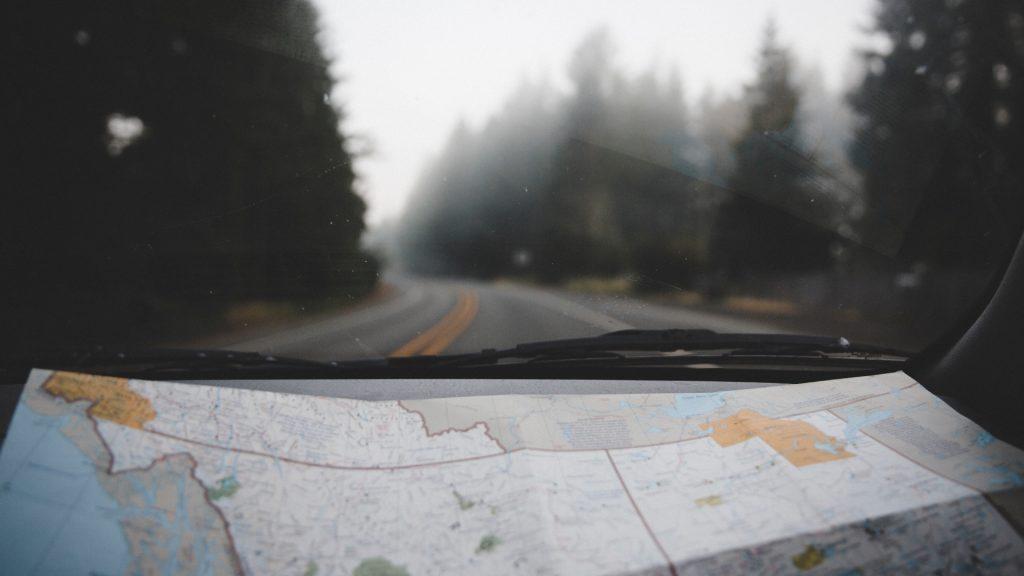 Road trip sur la panaméricaine