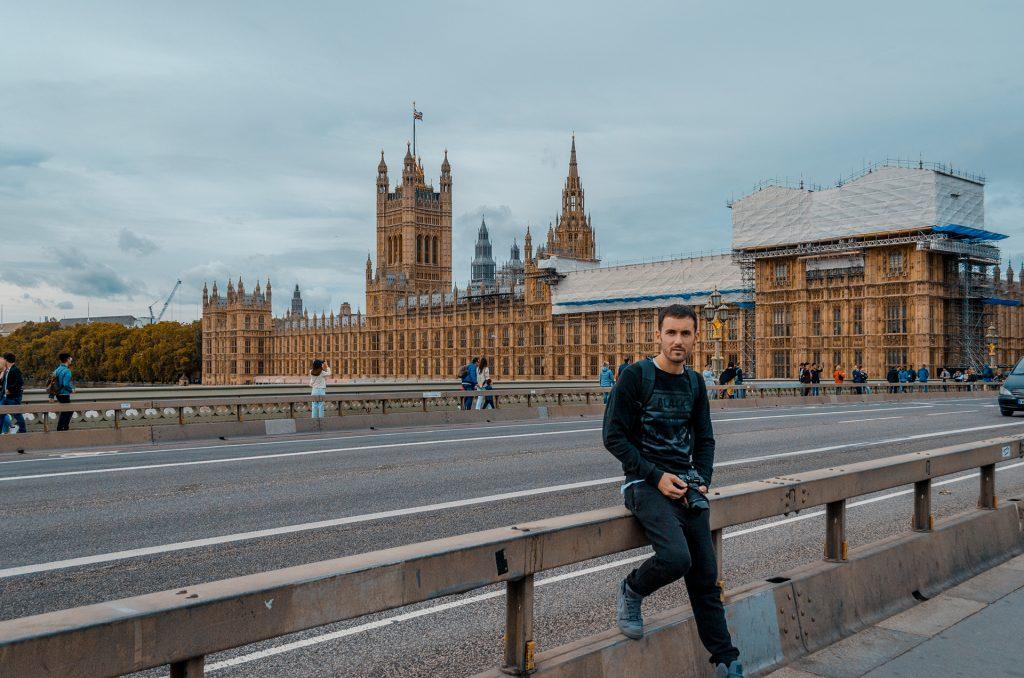 herdroud Big Ben parlement Londres