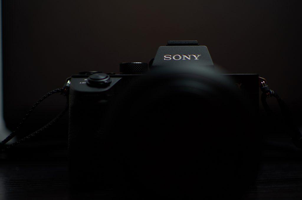 Sony a7 III appareil photo