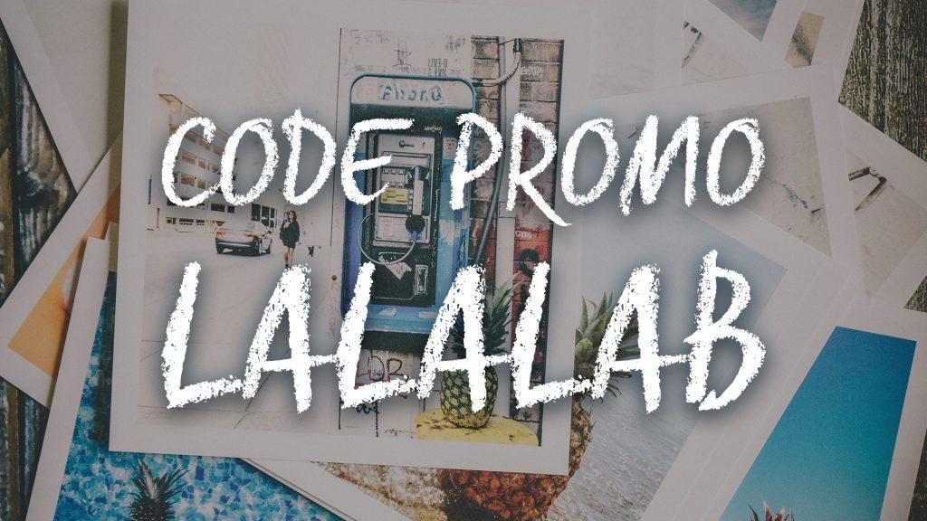 Code promo HERDROUD lalalab