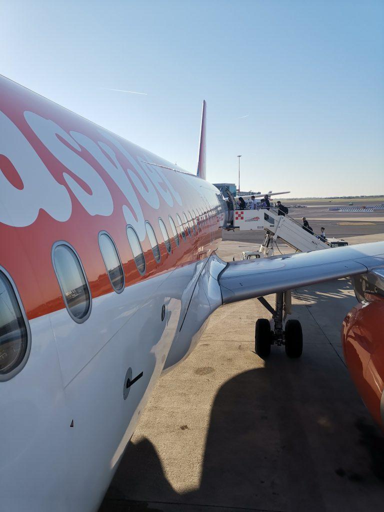 Vol Easy Jet Nice Rome