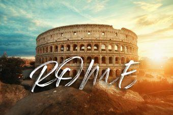 Notre voyage à Rome ou plutôt week-end à Rome