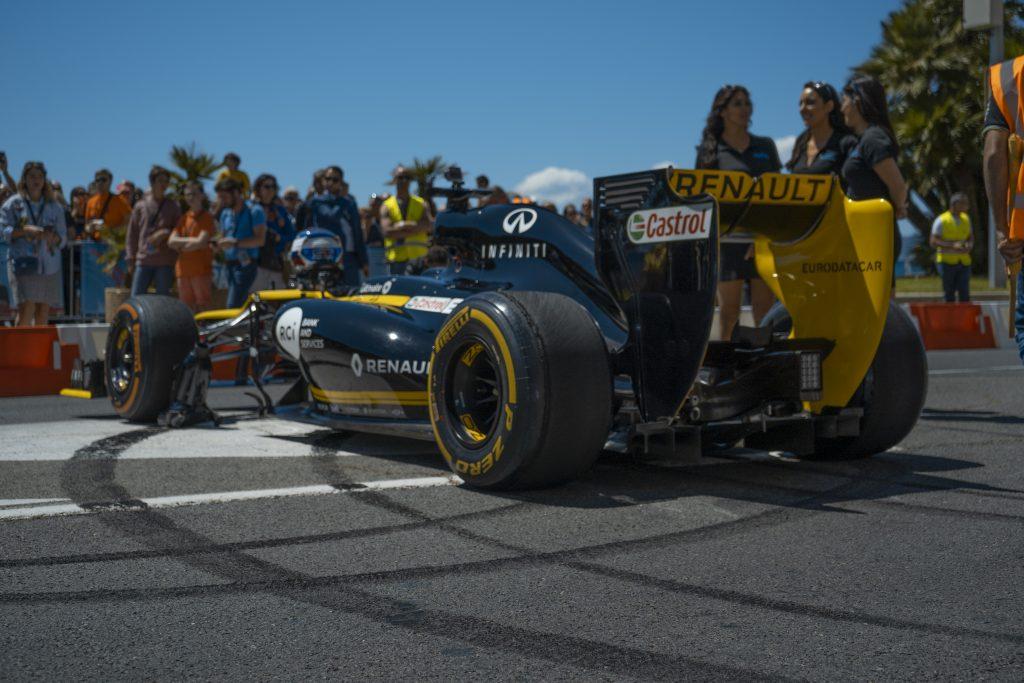 Formule 1 E20 de chez Renault Sport
