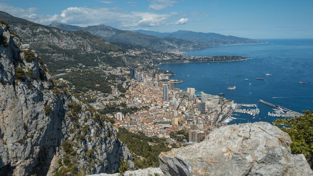 La plus belle vue de Monaco