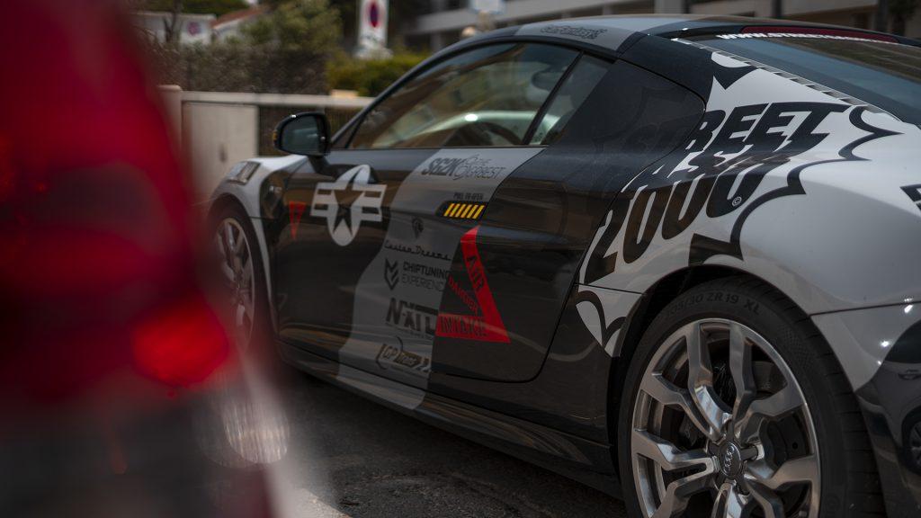 Audi r8 STG2K 2019