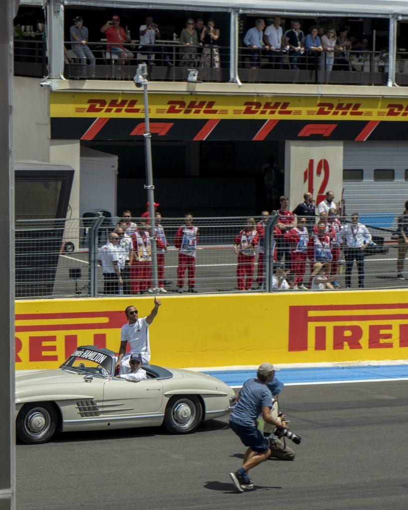 Parade du Grand Prix de France 2019