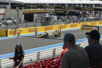 L'organisation du Grand Prix de France 2019
