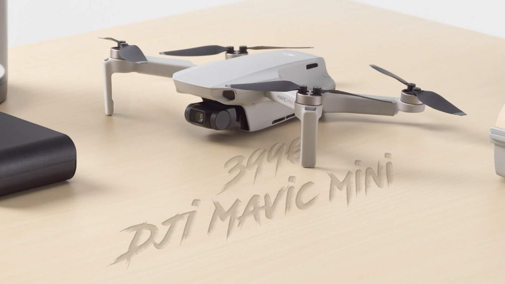 Prix du drone Mavic Mini