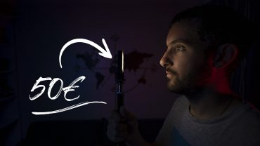 APUTURE M9 | La lampe led qu'il te faut à moins de 50€