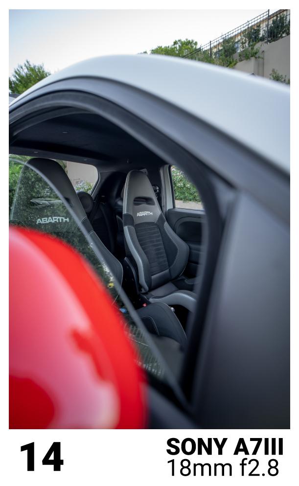 photo intérieur de la voiture